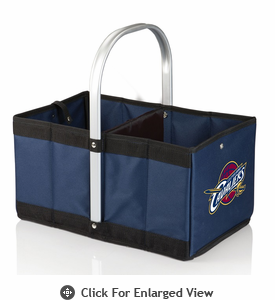 Picnic Time NBA - Navy Blue Urban Basket Cleveland Cavaliers