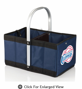 Picnic Time NBA - Navy Blue Urban Basket Los Angeles Clippers