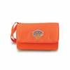 Picnic Time NBA - Orange Blanket Tote New York Knicks