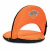 Picnic Time NBA - Orange Oniva Seat New York Knicks