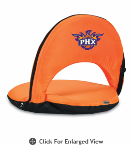 Picnic Time NBA - Orange Oniva Seat Phoenix Suns