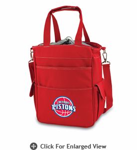 Picnic Time NBA - Red Activo Detroit Pistons