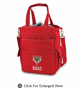 Picnic Time NBA - Red Activo Milwaukee Bucks