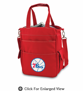 Picnic Time NBA - Red Activo Philadelphia 76ers