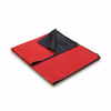 Picnic Time NBA - Red Blanket Tote Chicago Bulls