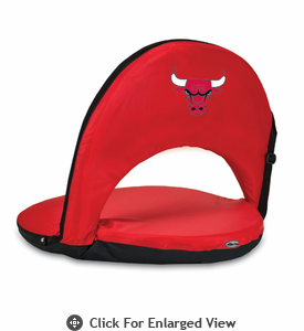Picnic Time NBA - Red Oniva Seat Chicago Bulls