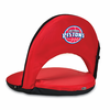 Picnic Time NBA - Red Oniva Seat Detroit Pistons
