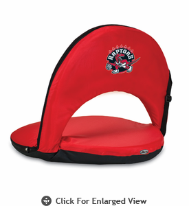 Picnic Time NBA - Red Oniva Seat Toronto Raptors