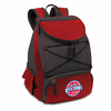Picnic Time NBA - Red PTX Backpack Cooler Detroit Pistons