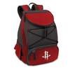 Picnic Time NBA - Red PTX Backpack Cooler Houston Rockets