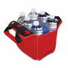 Picnic Time NBA - Red Six Pack Carrier Milwaukee Bucks