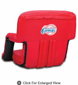 Picnic Time NBA - Red Ventura Seat Los Angeles Clippers