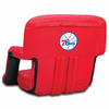 Picnic Time NBA - Red Ventura Seat Philadelphia 76ers