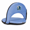 Picnic Time NBA - Sky Blue Oniva Seat Dallas Mavericks