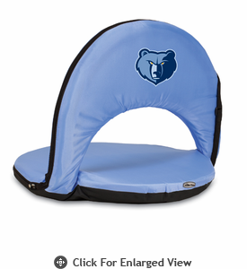 Picnic Time NBA - Sky Blue Oniva Seat Memphis Grizzlies