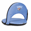 Picnic Time NBA - Sky Blue Oniva Seat Oklahoma City Thunder