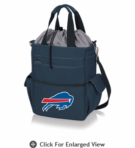Picnic Time NFL - Activo Cooler Tote Buffalo Bills Navy Blue
