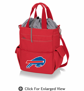 Picnic Time NFL - Activo Cooler Tote Buffalo Bills Red