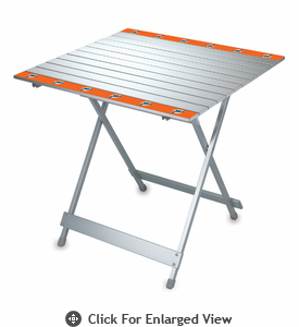 Picnic Time NFL - Aluminum Travel Table Miami Dolphins