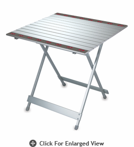 Picnic Time NFL - Aluminum Travel Table Tampa Bay Buccaneers