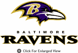 Picnic Time NFL Baltimore Ravens