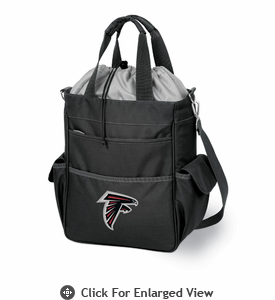 Picnic Time NFL - Black Activo Atlanta Falcons