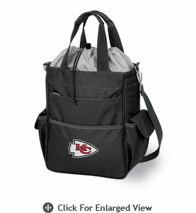 Picnic Time NFL - Black Activo Kansas City Chiefs