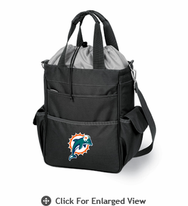 Picnic Time NFL - Black Activo Miami Dolphins