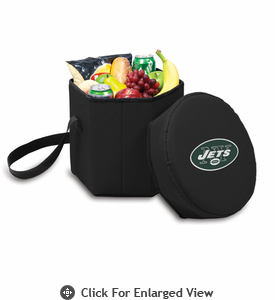 Picnic Time NFL - Black Bongo Cooler New York Jets