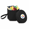 Picnic Time NFL - Black Bongo Cooler Pittsburgh Steelers