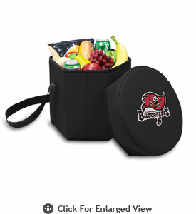 Picnic Time NFL - Black Bongo Cooler Tampa Bay Buccaneers