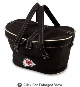 Picnic Time NFL - Black Mercado Kansas City Chiefs
