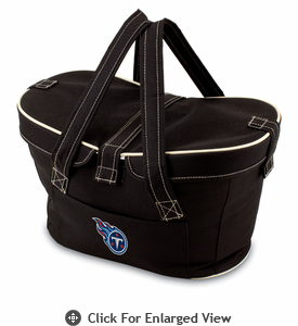 Picnic Time NFL - Black Mercado Tennessee Titans