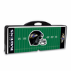Picnic Time NFL - Black Picnic Table Sport Baltimore Ravens
