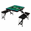 Picnic Time NFL - Black Picnic Table Sport Jacksonville Jaguars