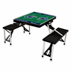 Picnic Time NFL - Black Picnic Table Sport Seattle Seahawks