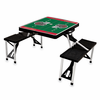 Picnic Time NFL - Black Picnic Table Sport Tampa Bay Buccaneers