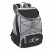 Picnic Time NFL - Black PTX Backpack Cooler Baltimore Ravens