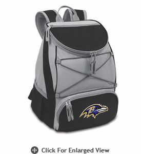 Picnic Time NFL - Black PTX Backpack Cooler Baltimore Ravens Out of Stock until October 2013