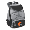 Picnic Time NFL - Black PTX Backpack Cooler Cleveland Browns
