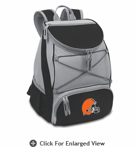 Picnic Time NFL - Black PTX Backpack Cooler Cleveland Browns Out of Stock until October 2013