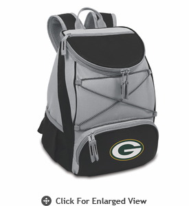 Picnic Time NFL - Black PTX Backpack Cooler Green Bay Packers Out of Stock until October 2013
