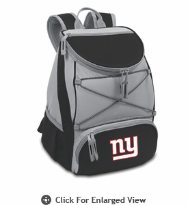 Picnic Time NFL - Black PTX Backpack Cooler New York Giants