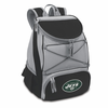 Picnic Time NFL - Black PTX Backpack Cooler New York Jets