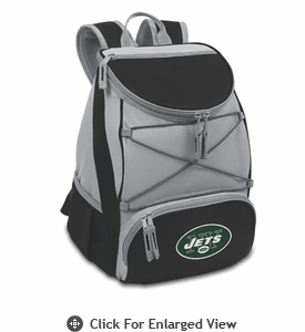 Picnic Time NFL - Black PTX Backpack Cooler New York Jets Out of Stock until October 2013