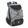 Picnic Time NFL - Black PTX Backpack Cooler Oakland Raiders