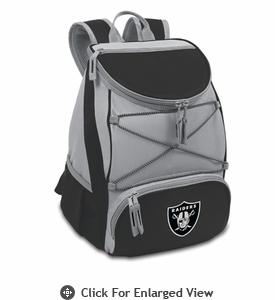 Picnic Time NFL - Black PTX Backpack Cooler Oakland Raiders Out of Stock until October 2013