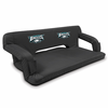 Picnic Time NFL - Black Reflex Travel Couch Philadelphia Eagles