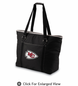 Picnic Time NFL - Black Tahoe Kansas City Chiefs