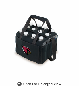 Picnic Time NFL - Black Twelve Pack Arizona Cardinals